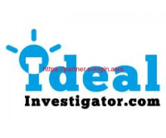 Ideal investigator