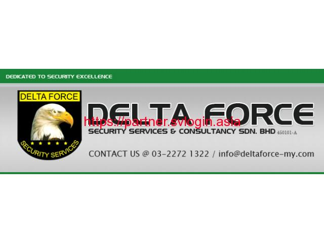 Delta Force Security Services & Consultancy Sdn. Bhd.
