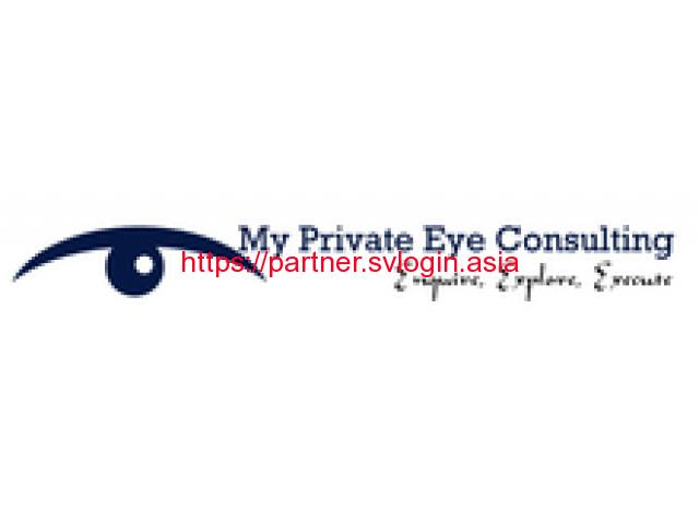 My Private Eye Consulting